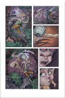 TV Monster Page 1 by Liabra