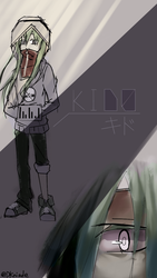 Kido Doodle by Dusk-Kniade