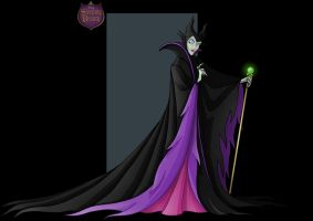 maleficent by nightwing1975
