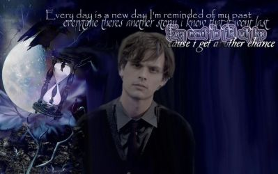 Spencer Reid New Day by drodgers89