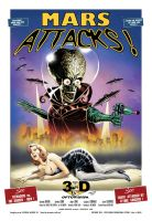 Mars Attacks by vitorgorino