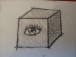 Illuminati Cube by TM002