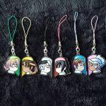 Voltron Ship Charms by Rin-Claymore