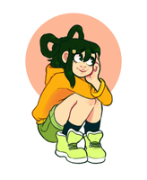 Tsuyu by witchyfi