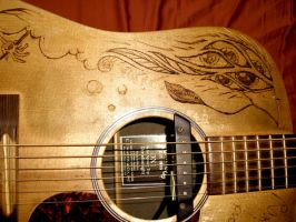 Logan's guitar 3 by J-Micah-Nelson