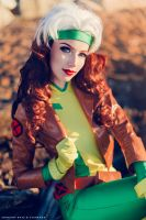 Rogue - Golden Hour by MeganCoffey