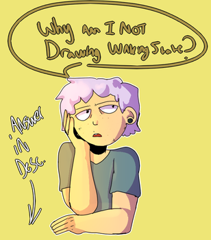 why am i not drawing Waking State? by xXWintershadowXx