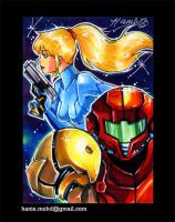 PSC Metroid by HanieMohd