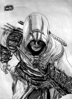Assassin's Creed: Altair 2 by nickosean