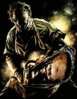 Leatherface by Alpolo007