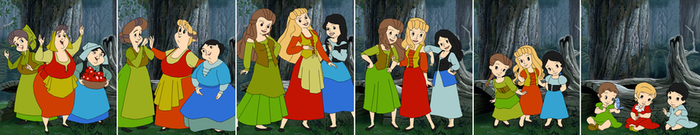 Through The Ages by SelenaEde