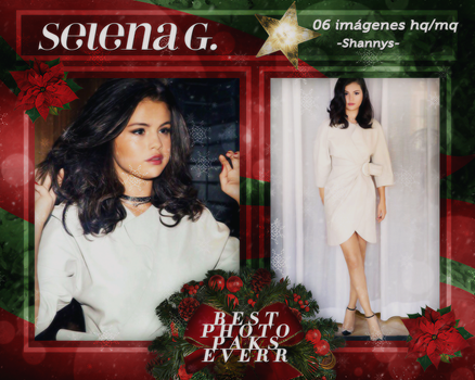 Photopack 6301 - Selena Gomez by southsidepngs