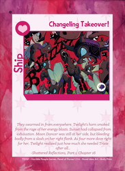Ship Card - Changeling Takeover! 1.0.6 by MLP-NovelIdea