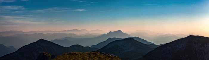 Background mountains brunnkogel blue by 8moments