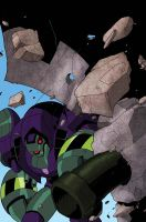 TransformersAnimated 5 cover by TheBoo