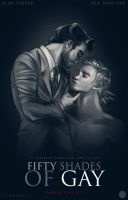50 Shades of Gay by FidisART