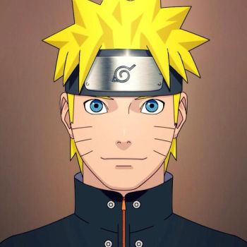 Naruto The Last (Long Hair Version) by theothersophie