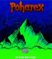 Poharex Issue 4 Cover by Poharex