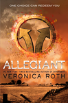 Allegiant (Divergent #3) cover by Octaviana