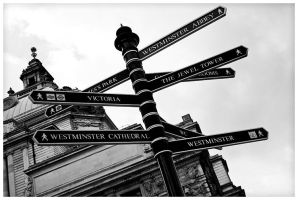 Westminster Sign by eddidit
