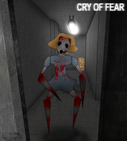 the faster from cry of fear by ZeonSniper