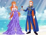 Princess Urania and Prince Eros by LadyIlona1984