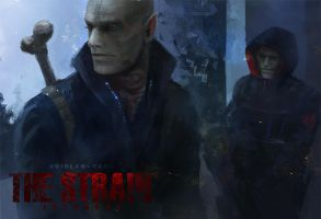 The Strain--quinlan  vaun by sher05