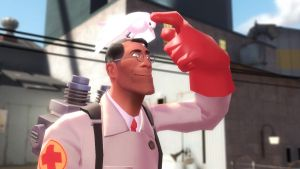 archimedes and medic by qatarz
