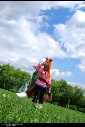 Spice and Wolf 1 by Eletiel
