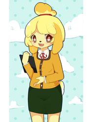 Isabelle by Metsumei