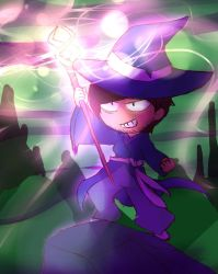 A wizard is born by NikoH