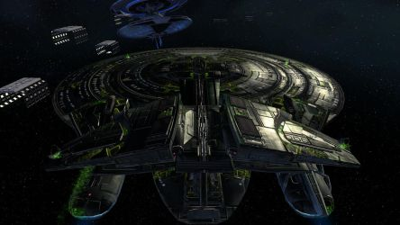 Assimilated Nebula-Class by USSNavras