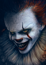 Pennywise - It by junkome