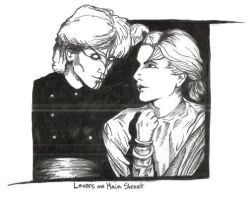 Lovers on Main Street by thirty-six