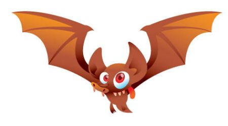 Tibor, the bat by catOutOfHell
