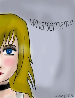 Whatsername new version by zazkita