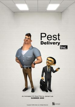 Pest Delivery Inc. by jamien86