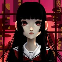 Jigoku Shoujo by Zoehi
