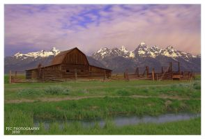 Early summer morning by PeterJCoskun