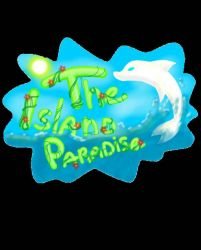 The OFFICIAL LOGO The Island Paradise ~ by Crazy-Marie