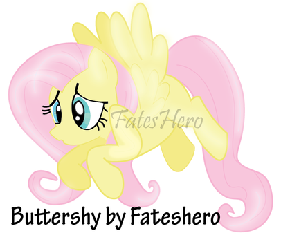 Futtershy Vector by FatesHero