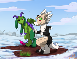 [Part 2] Earthbending? by Vaylore