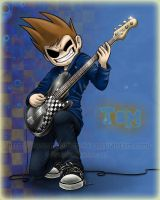 Eddsworld - Tom by MoonyWings
