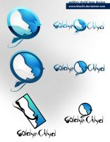 goldyn chyld logo project by blue2x