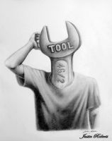 46 and 2 Tool Head by jrobertsart
