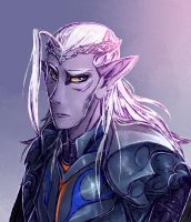 [Voltron] Ok But Lotor is Space Thranduil by Mollish
