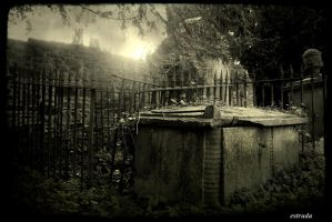 Death Is So Lonely by Estruda