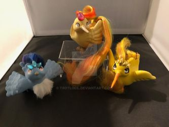 Legendary Pokemon by TexacoPokerKitty