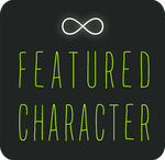 Featured Character Achievement Badge by Esk-Masterlist