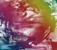 Brush - Painting I by ByRoderico
